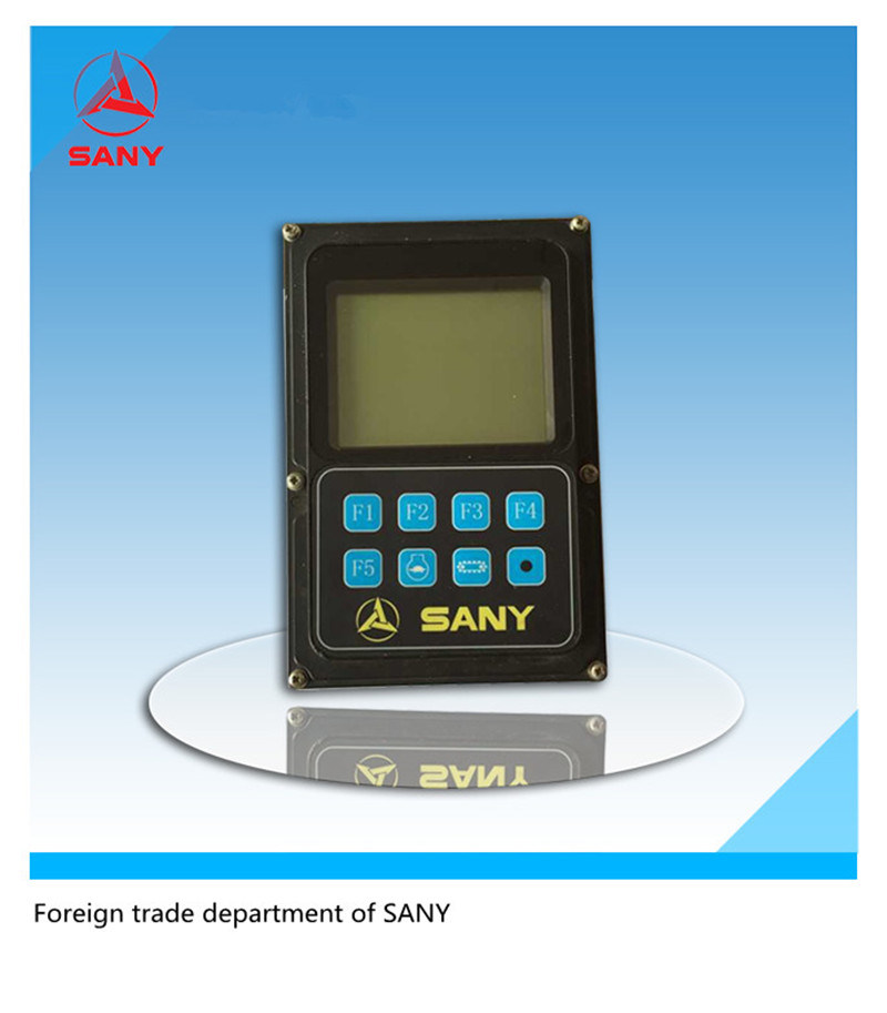 Sany Excavator Parts Monitor No. 11340981 for Sany Hydraulic Excavator Sy335c812k Sy365c812k Sy335c914k