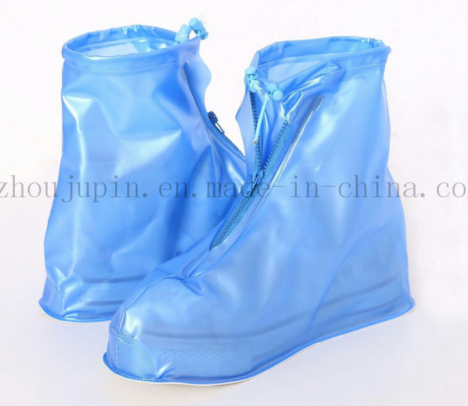 OEM PVC Outdoor Water Proof Shoe Reusable Cover for Rain