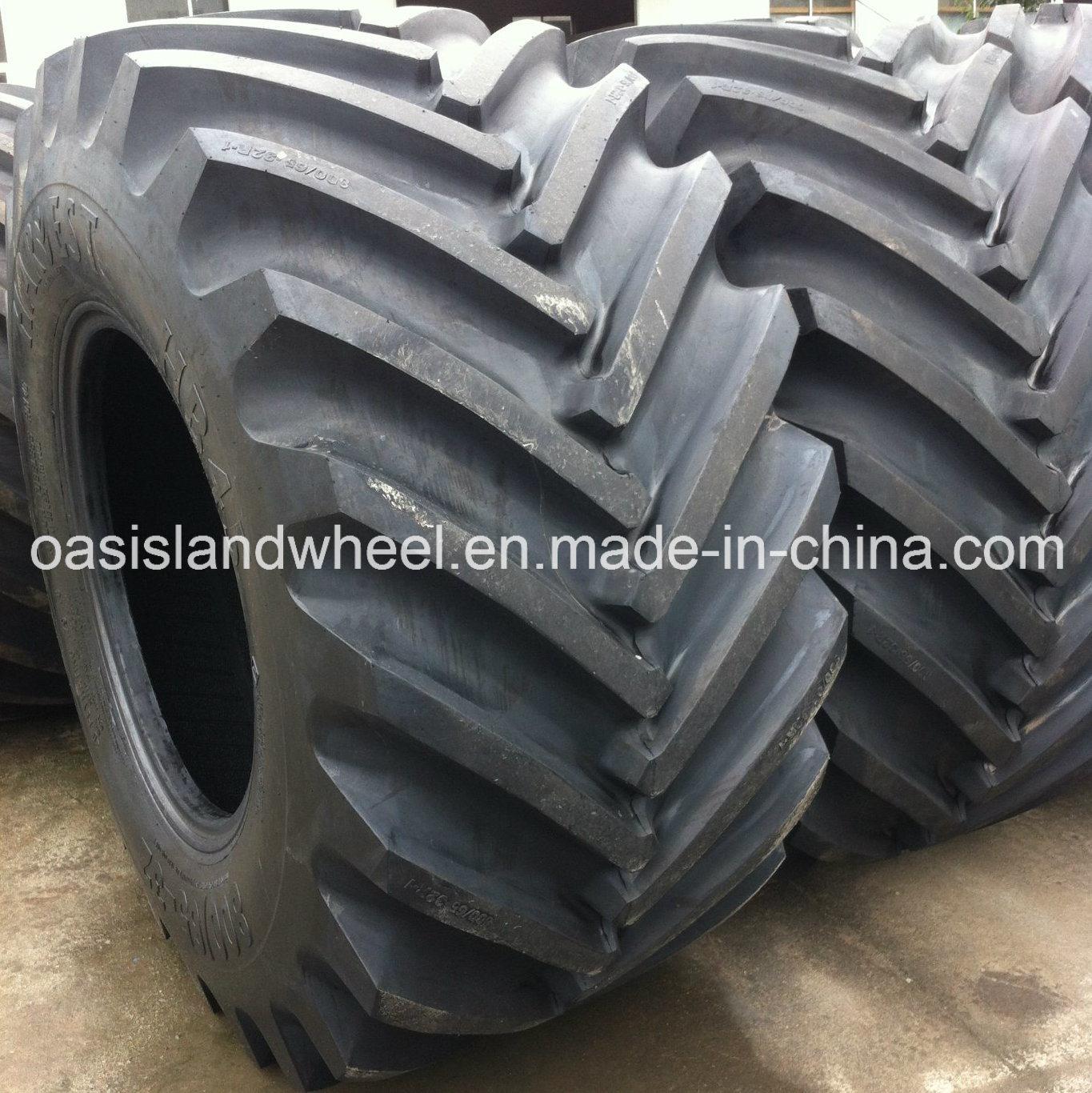 (800/65R32) Chaser Bin Tyre for Harvester