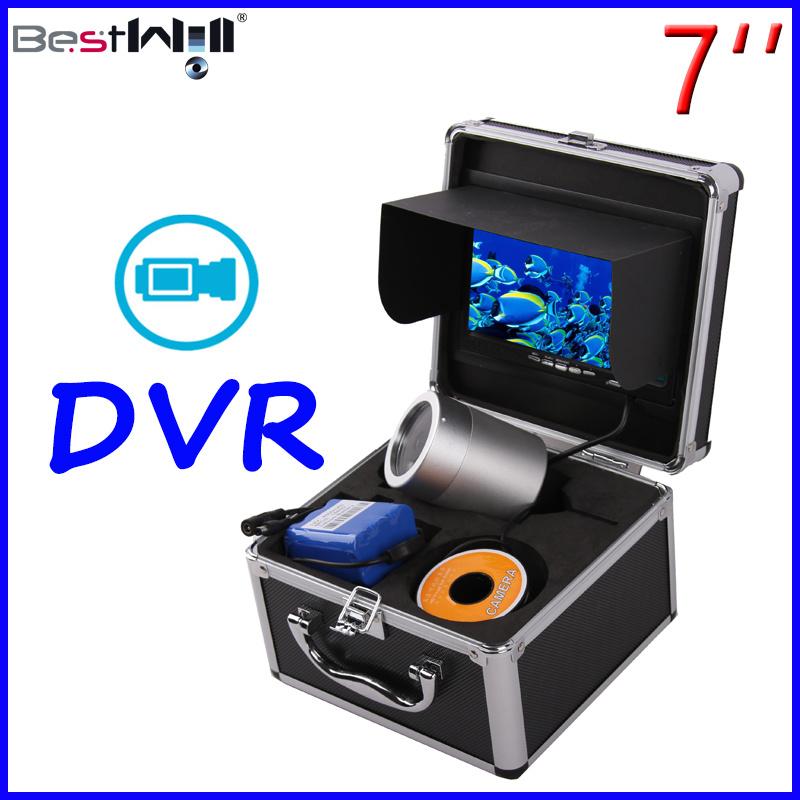 Underwater Camera 7′′ Monitor DVR Video Recording 7q3
