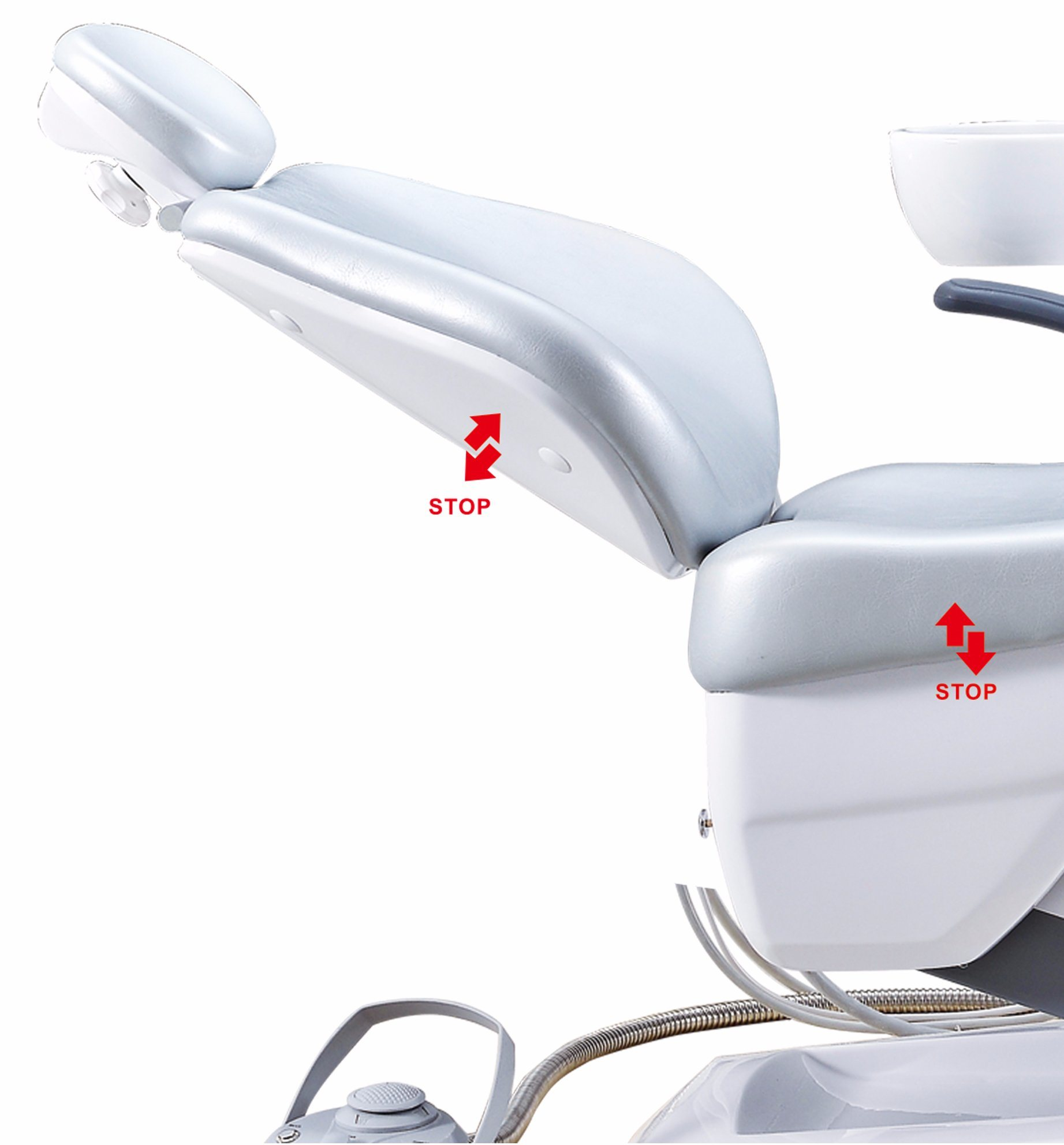 Cingol Dental Chair with Moveable Cart