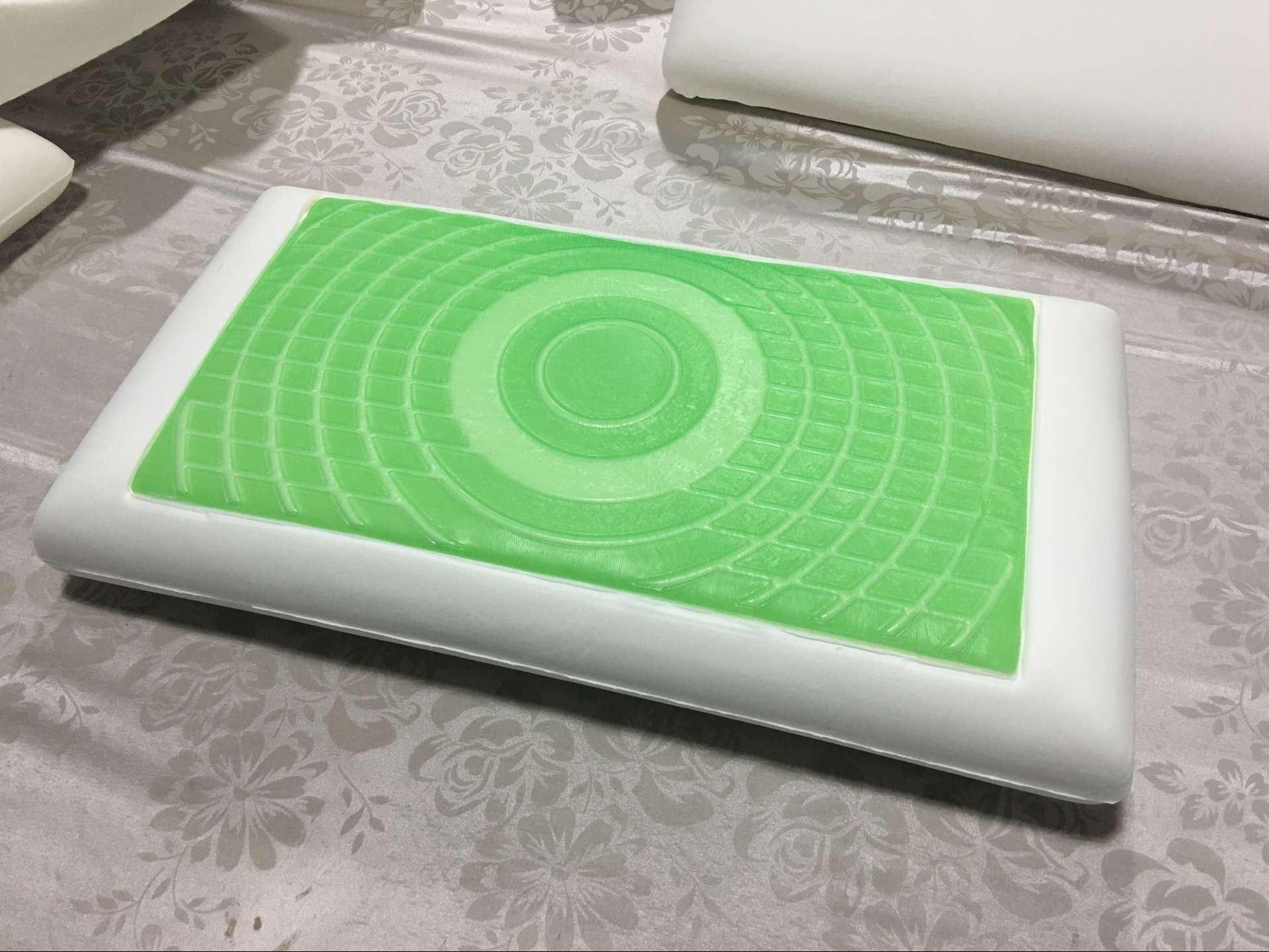 Cooling Gel Visco-Elastic Memory Foam Pillow