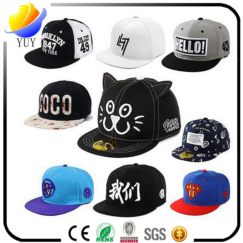 Good Looking of Different Kinds of Caps and Hats
