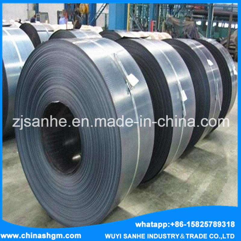 2b Finish Cold Rolled Stainless Steel Strip