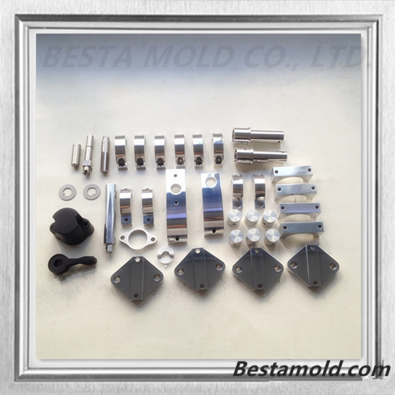 Manufacture Turned Parts CNC Machined Parts
