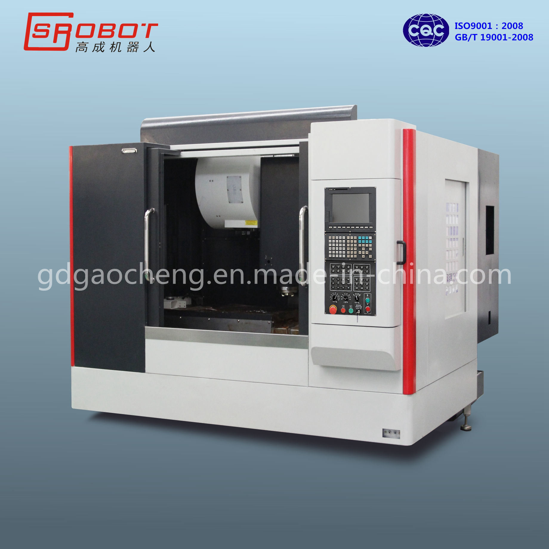 High Speed CNC Drilling and Tapping Machine
