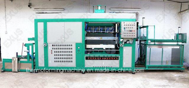NF1250b Hi-Speed Plastic Thermoforming Vacuum Forming Machine
