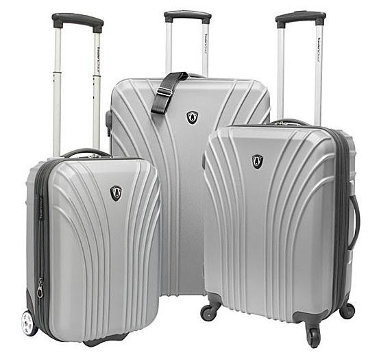 Hot Trolley Wheel Luggage