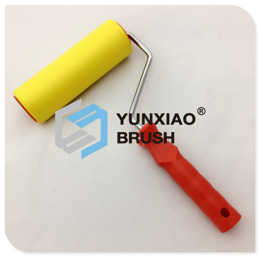 Rubber Paint Roller for Wall Paper