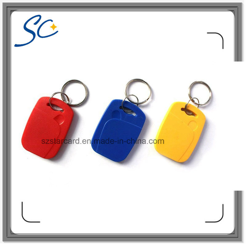 Writable Rewrite RFID Keyfob for Access Control