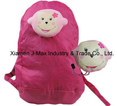 Foldable Shopping Bag Totes&Backpacks Series of Monkey