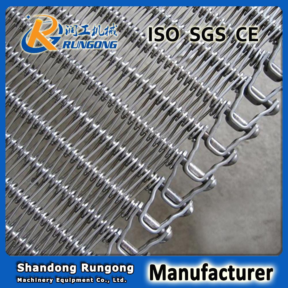 Manufacturer Flexible Rod Cooling Conveyor System
