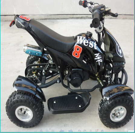 A7-006 49cc Kids Gas Powred Mini Quad ATV