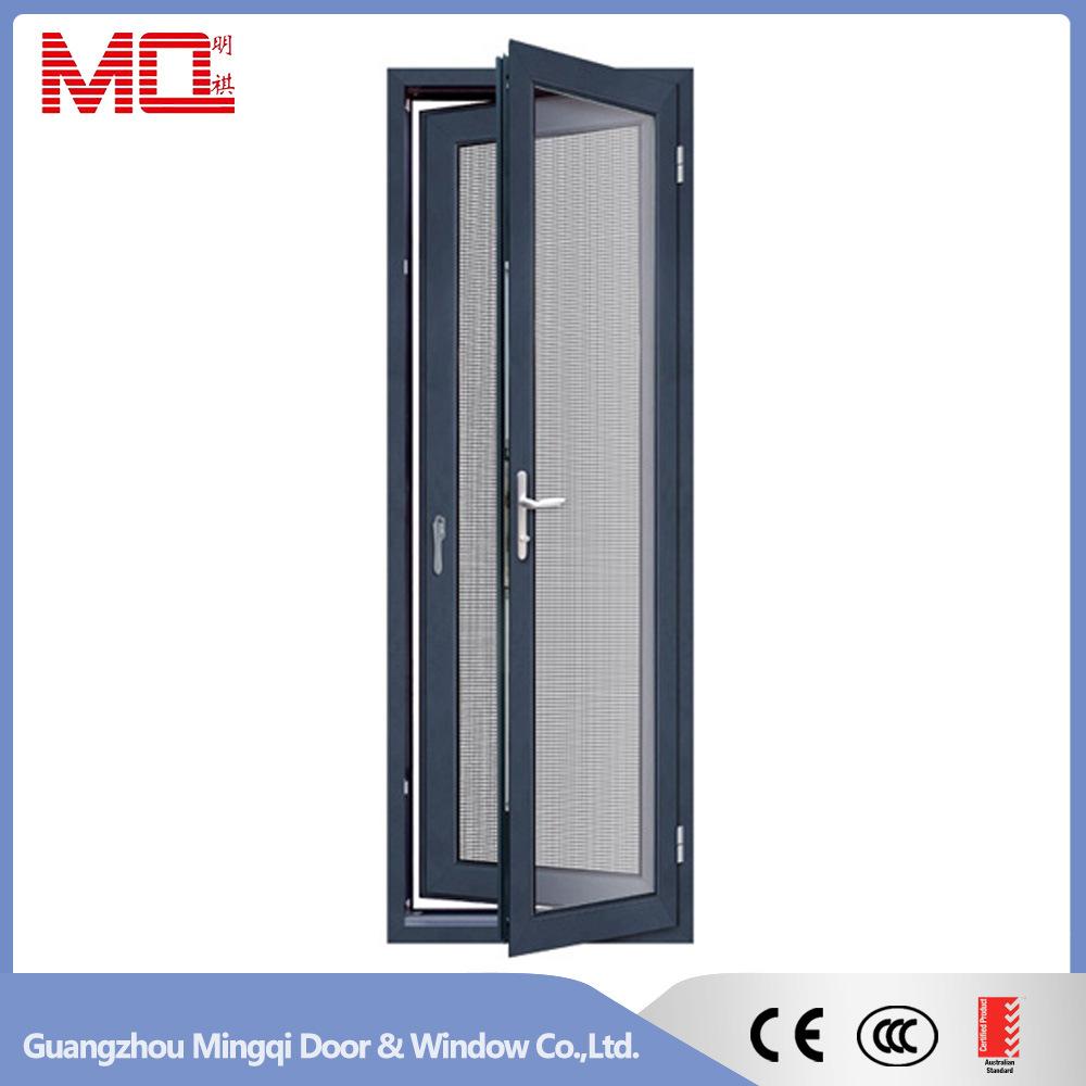 China Aluminum French Glass Door Manufacturer