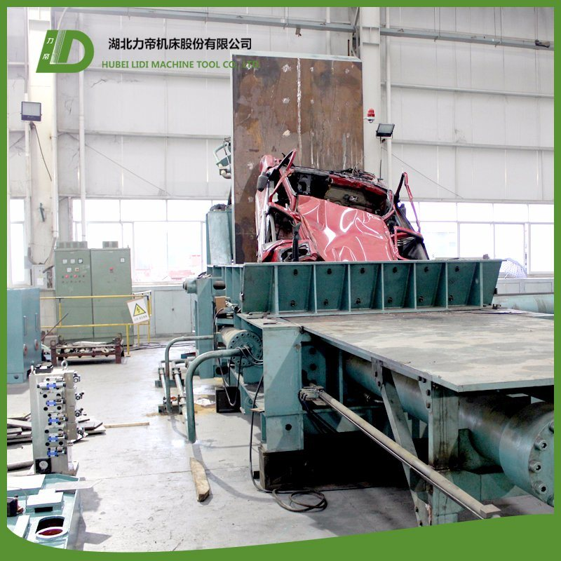 Tc-E30 Scrap Metal Baler Packing Machine