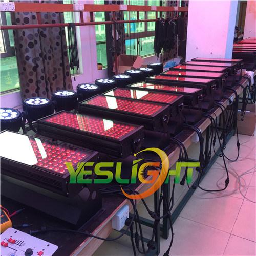 Outdoor LED Lighting 108*3W RGB CREE LEDs UL, Ce, RoHS