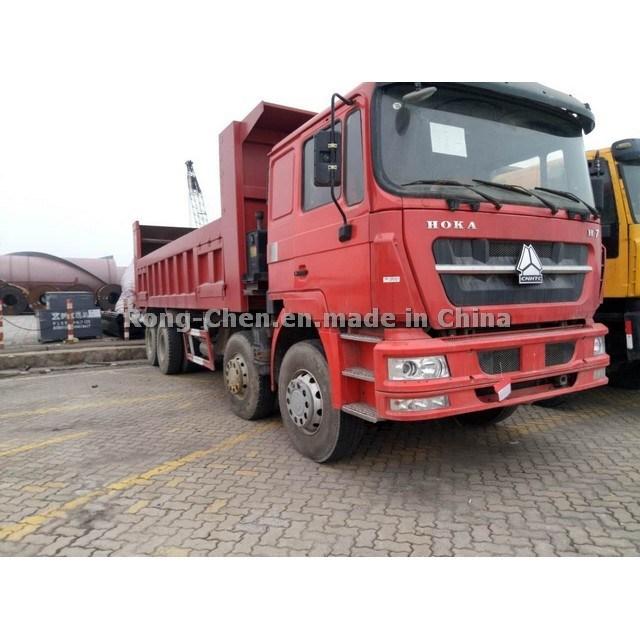 Used Sinotruck Hoka Dump Truck 8*4