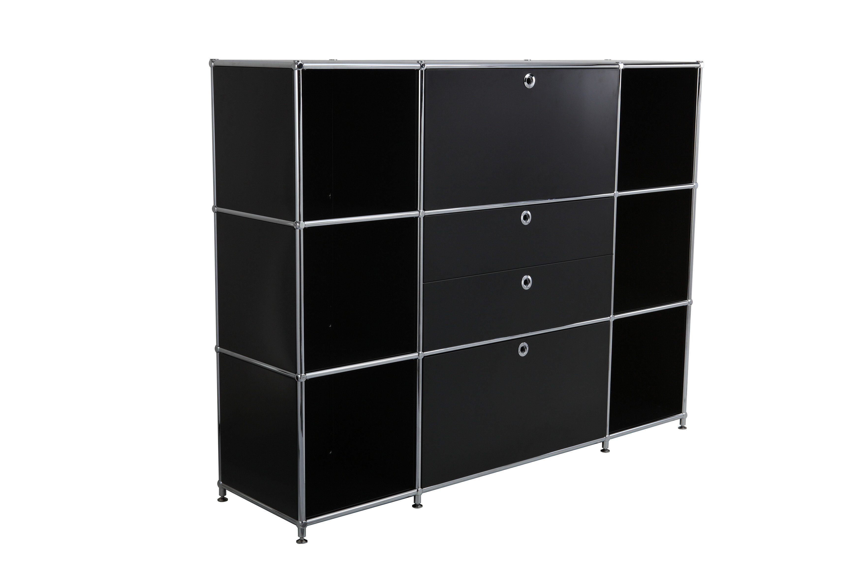 High Quality Wholesale Modular Steel Transcube Modular Filing Cabinet