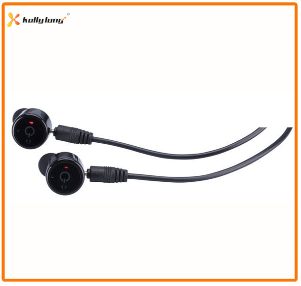 Twins Wireless Stereo Bluetooth Headset with Microphone