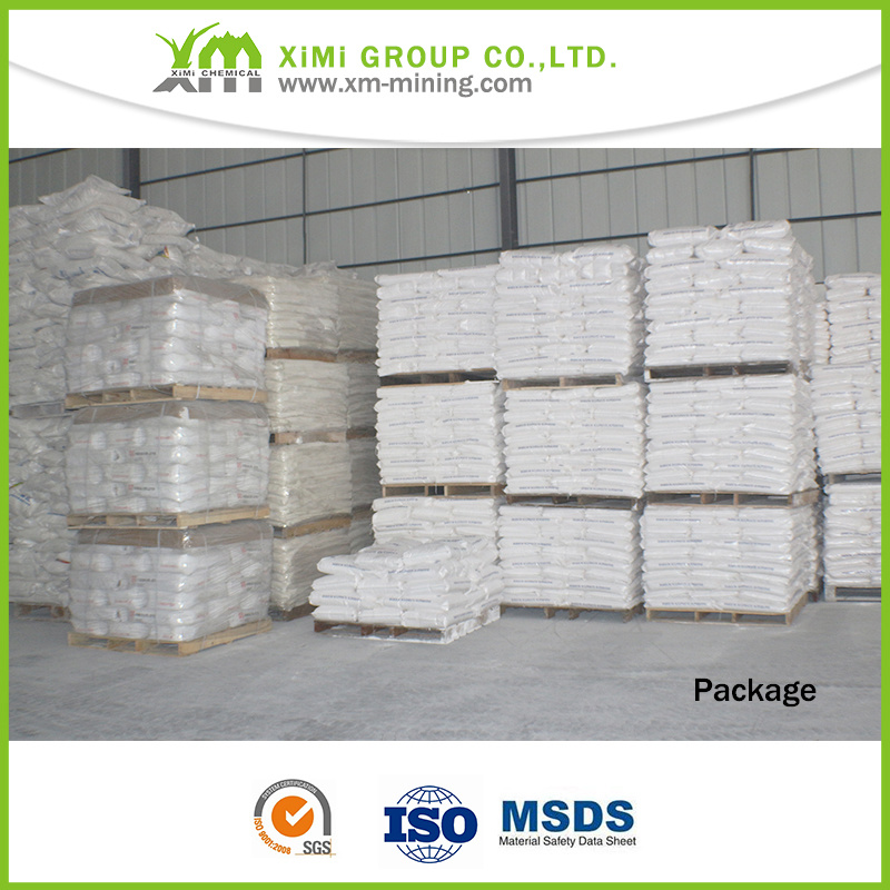 Factory Price 98.7% Barium Sulphate Precipitated for Paint, Rubber, Plastic