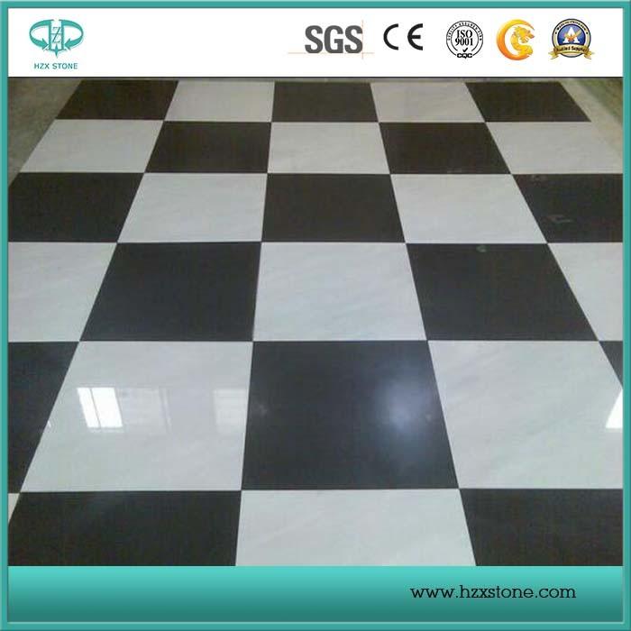 China Royal White, White Jade, White Marble for Slab/Flooring Tiles