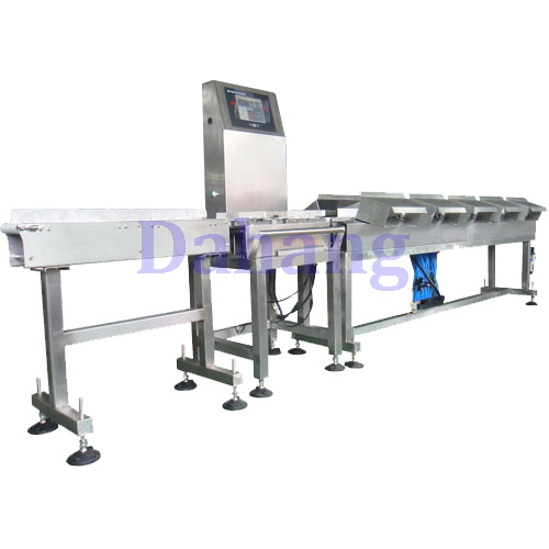 Stainless Steel Weight Sorting Machine and Electronic Weighing Scale