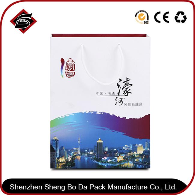 Customzied Printing Paper Packaging Gift Tea Bag