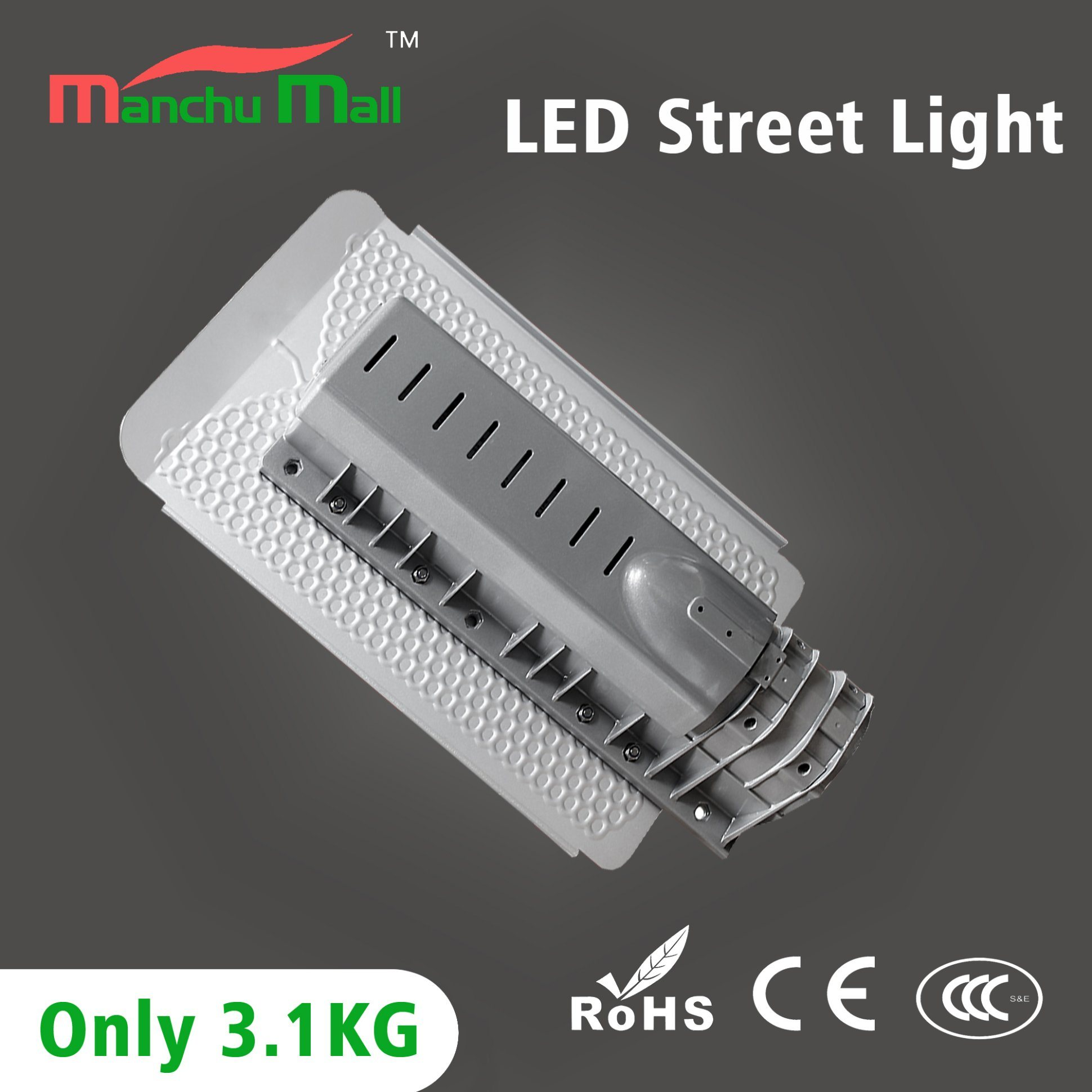 80% Enegy Save 150W Ultralight LED Street Light