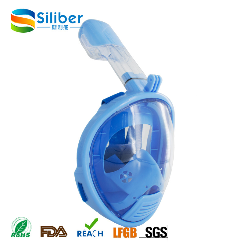 Promotional Gift Best Seller Dry Top Snorkel Mask for Children