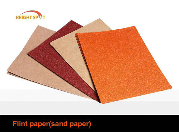 Coated Abrasive for Non-Woven Abrasive
