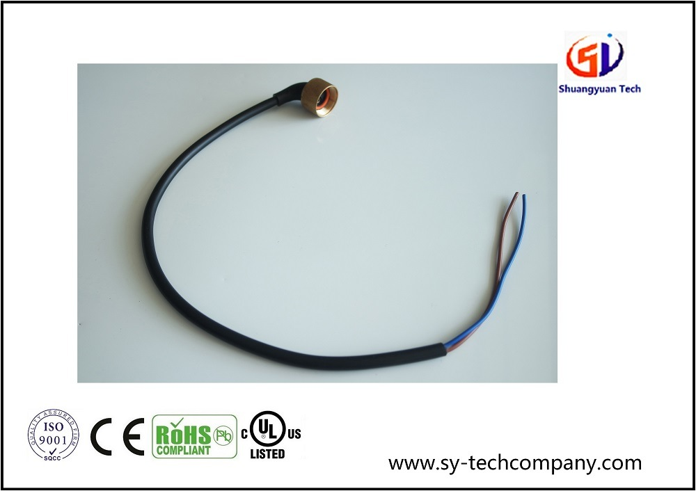 Connector for Heated Air Dryer, -40c~125c, Comply with Ce & RoHS