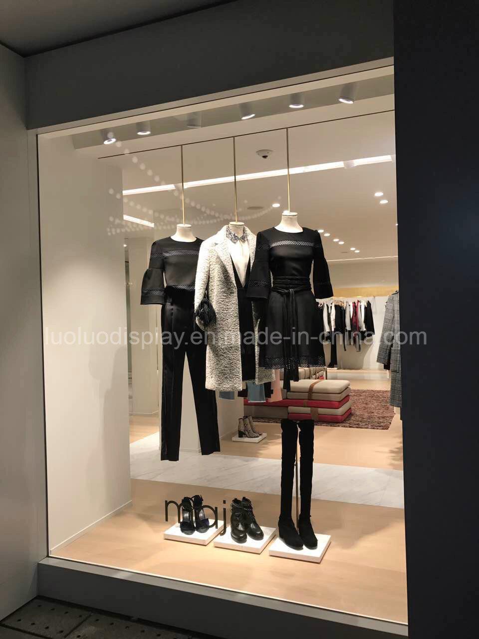 Hot Sale Female Torso Mannequins for Windows Display