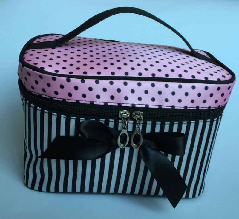 Square Cosmetic Bag for Women