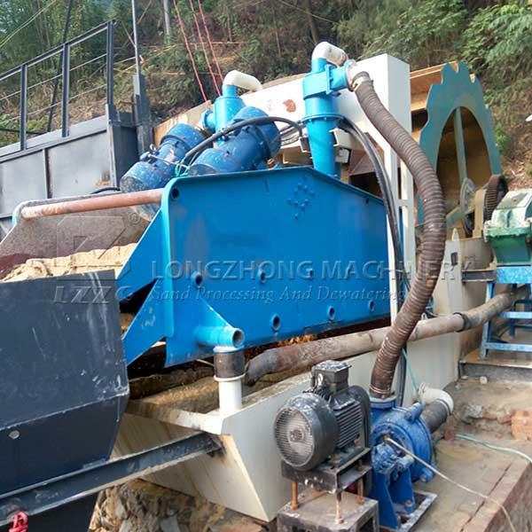 Sillica Sand Washing Plant Manufacturer