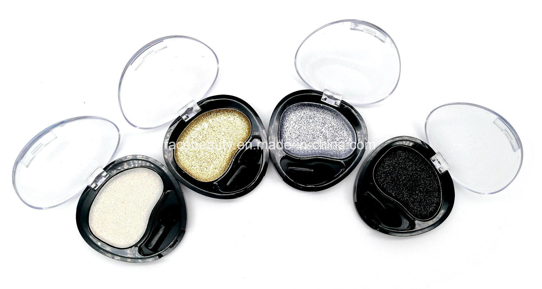 4 Groups Color Fashion Premium Customized High Quality Shining Glitter Eyeshadow Gel