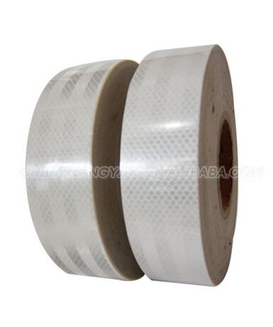 Direct Manufacturer Long White Reflective Tape Pet