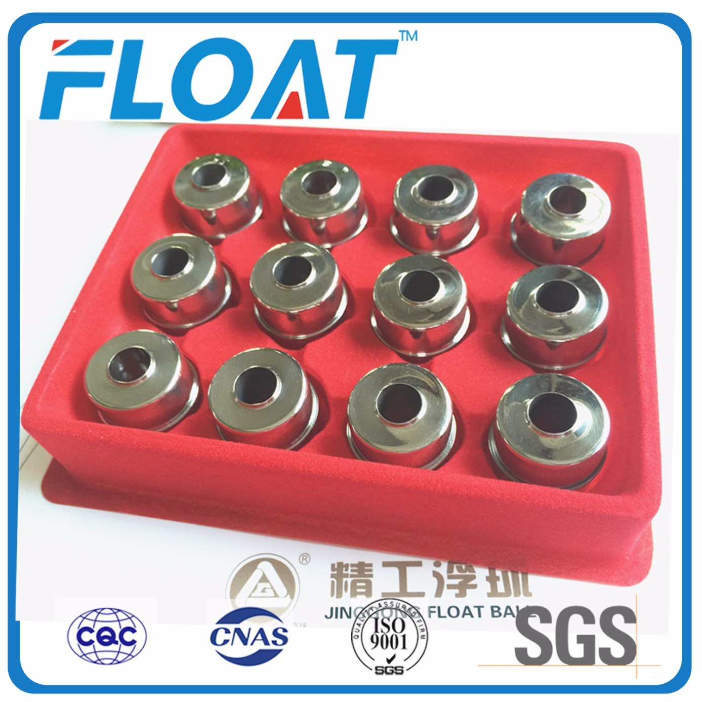 316L Stainless Steel Ball Magnetic Floating Ball for Level Swtich Float Switch