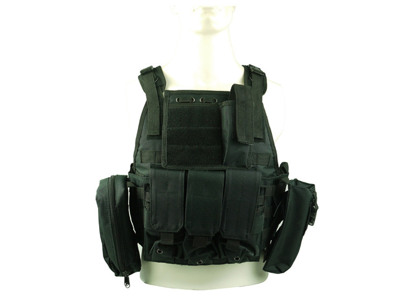 Molle Tactical Assault Plate Carrier Vest (WS20109)