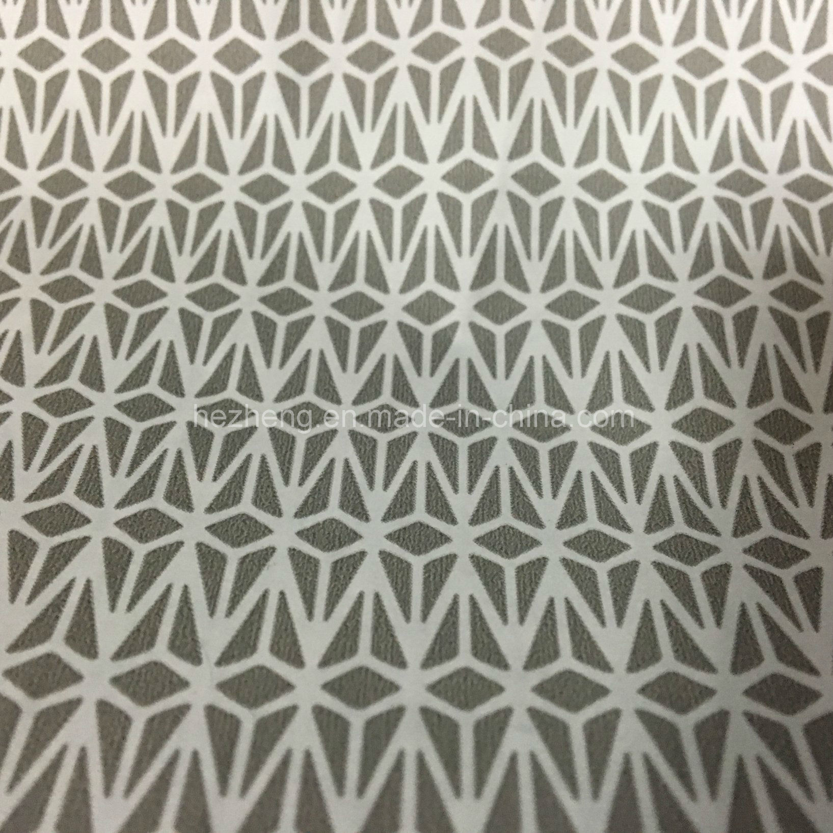 Hz4645 Printed PU Coated Nylon Fabric for Active Wear