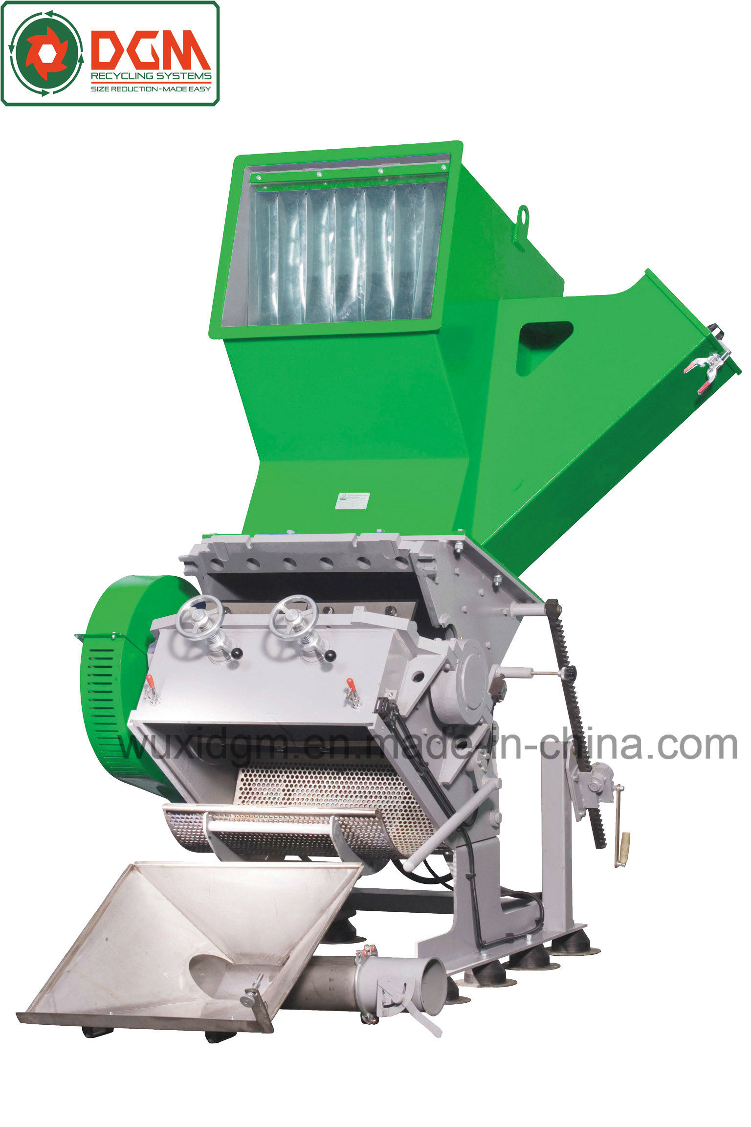 Dge300600 Economical Granulator
