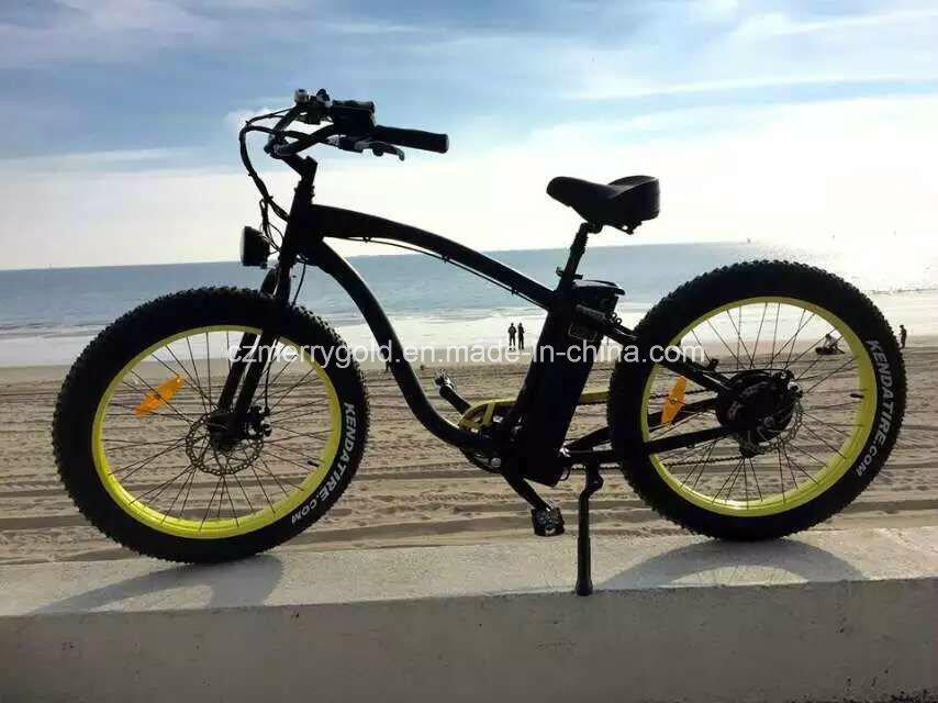 Powerful 48V 500W 1000W Fat Tire Electric Bike Ebike Bicycle