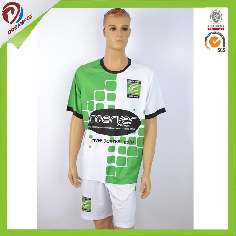 2017 Custom Sublimation Soccer Jersey Design for Team