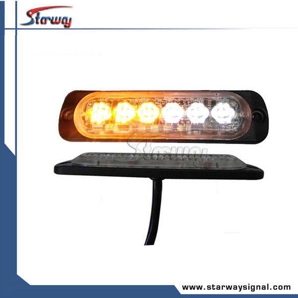 Warning LED Grille Surface Mounts (LED216E)
