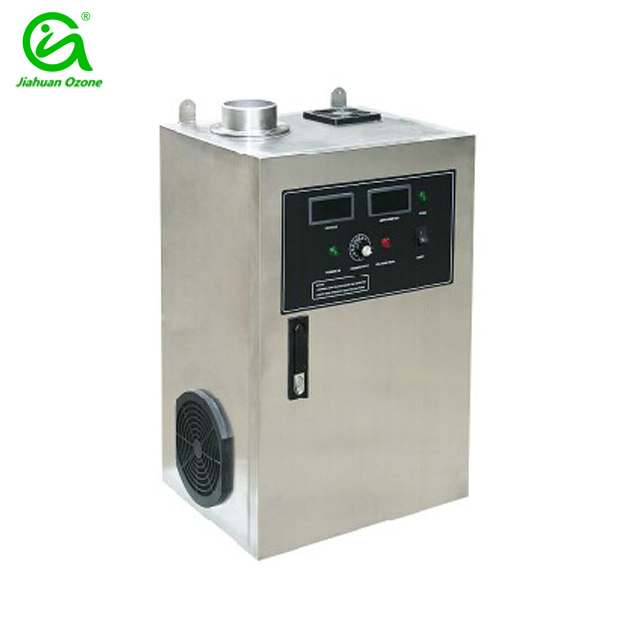 50g/H Ozone Generator for Kitchen Exhaust System Dust Cleaning