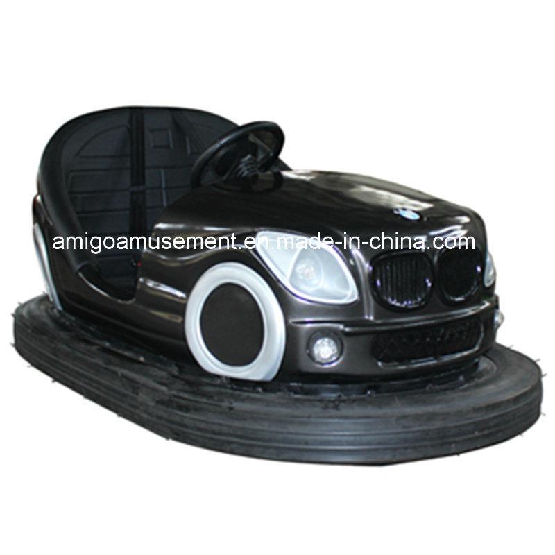 Luxury Black BMW Bumper Car 2 Players Racing Car