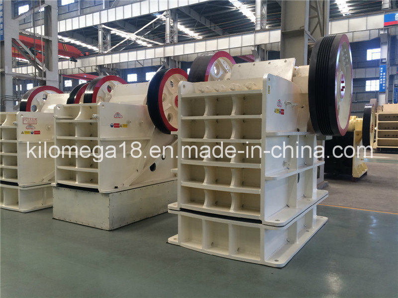 Jaw Crusher Machine Exported to Africa