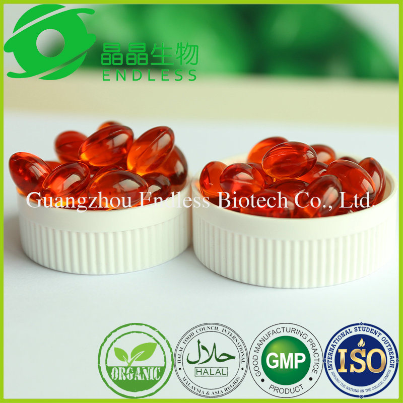 Beauty Products Seabuckthorn Seed Oil Capsule