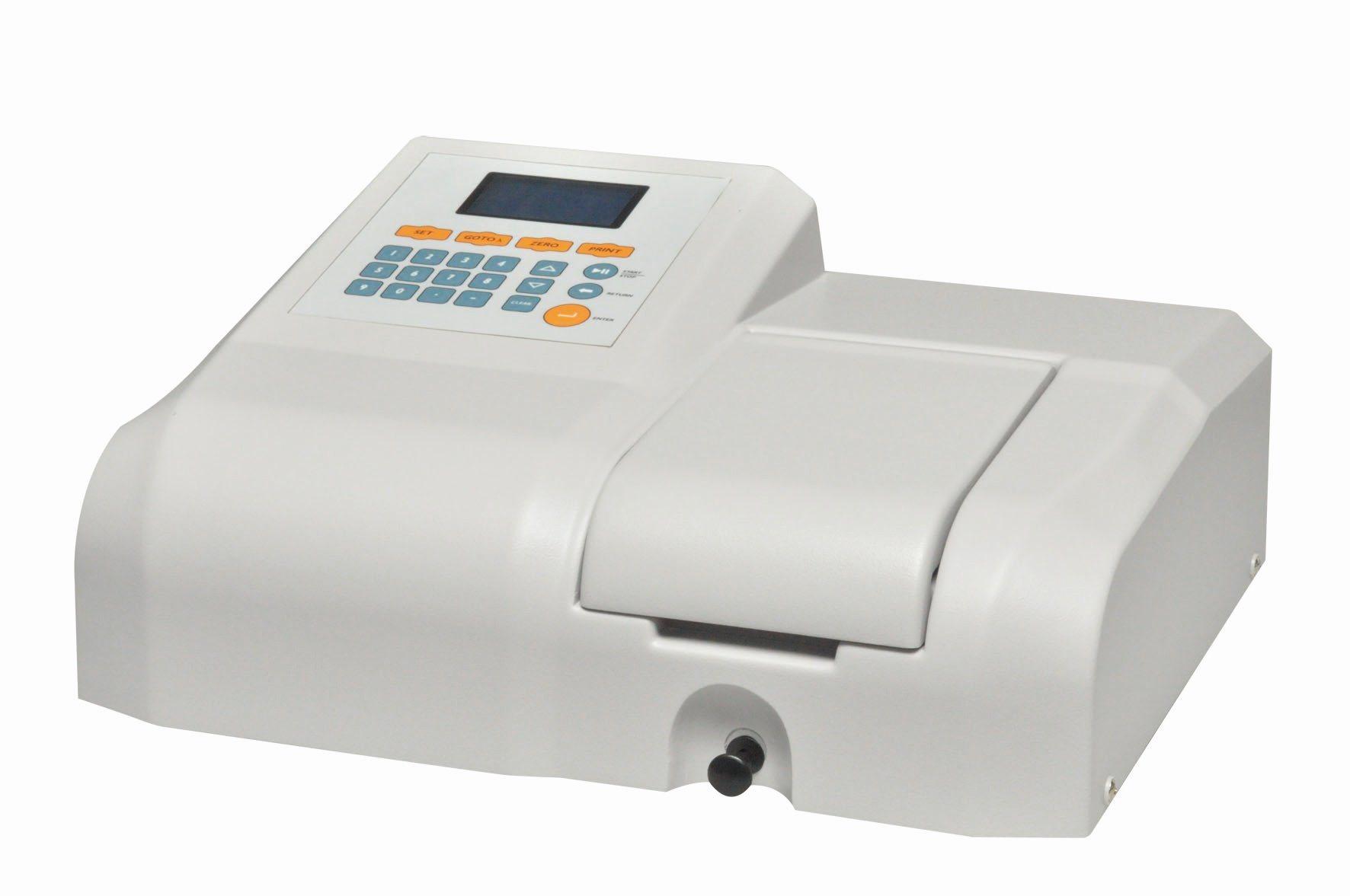 723 Cheap Single Beam Visible Spectrometer