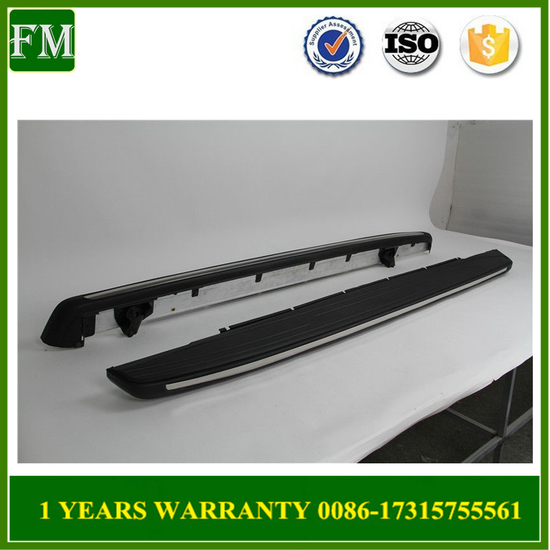 Aluminium Original Side Step Fits for Honda Pilot 2016 2017