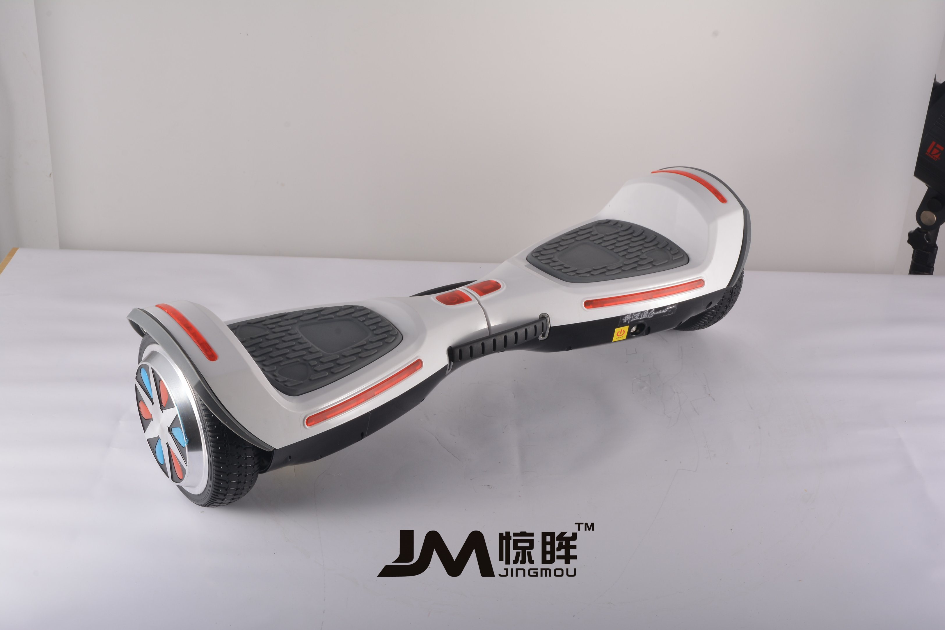 Portable 6.5inch Banlancing Scooter Wtih Soft Handle 2017 New Production